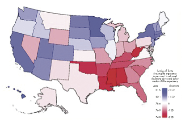 Plotting Evidence To Affect Social Policy Guns Murders Life - Map of murders in us